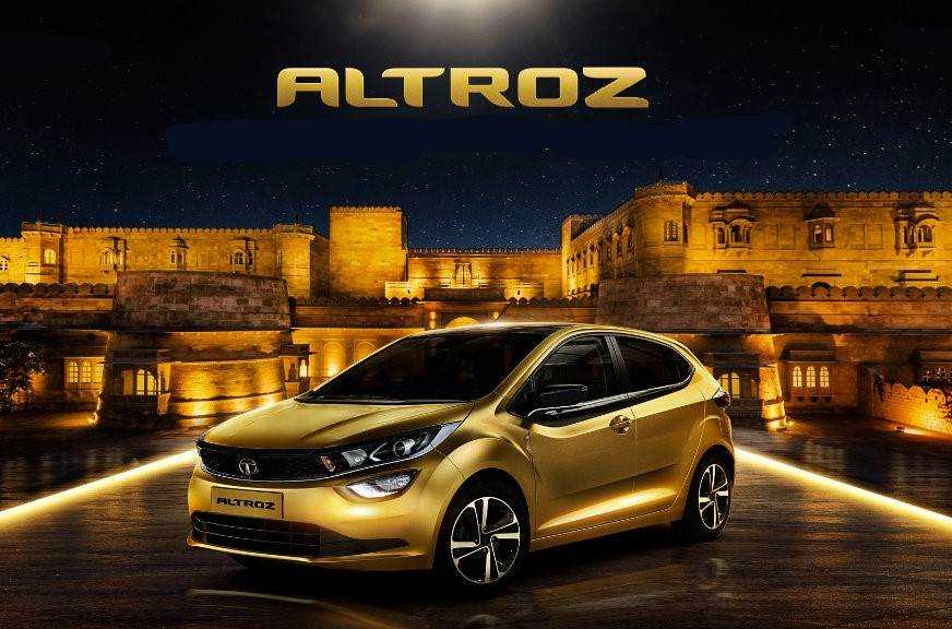 Tata Altroz India debut on December 3, 2019