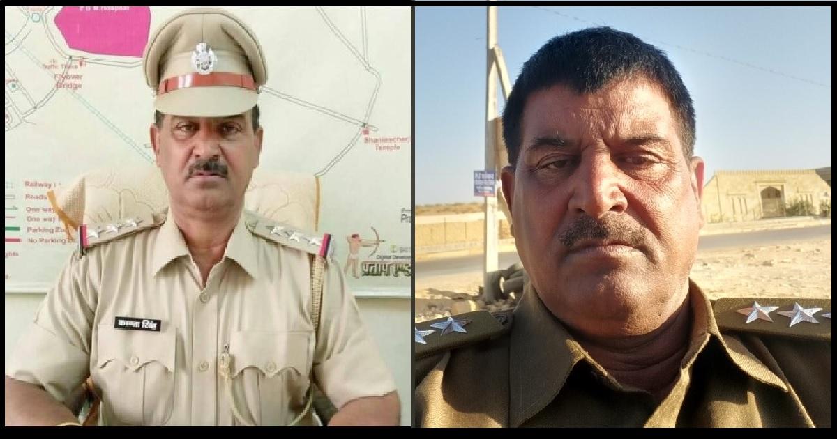 Kanta Singh Dhillon Police Inspector Jaisalmer