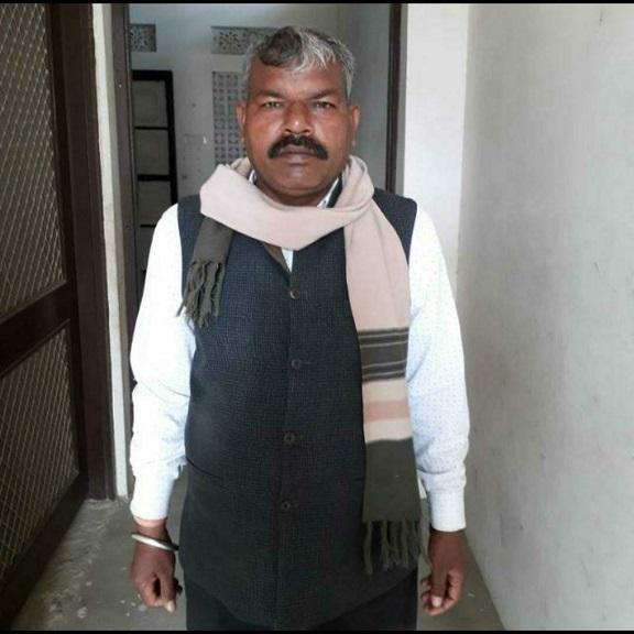Police Constable Premraj Gurjar