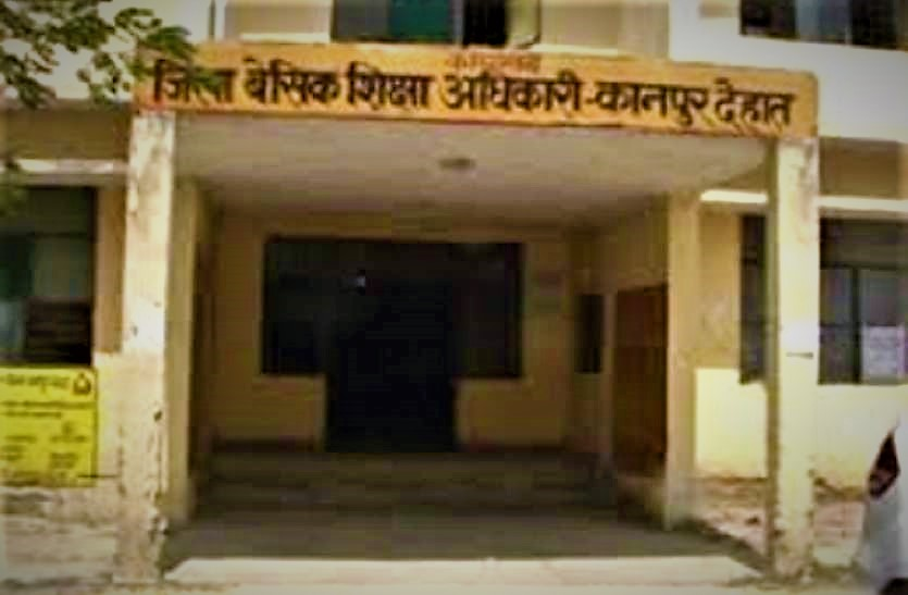District Basic Education Officer Office Kanpur Dehat