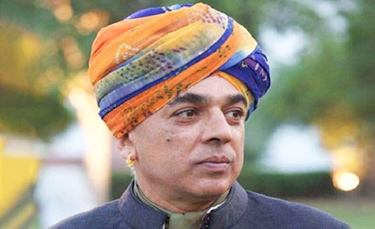 Manvendra Singh can return home in BJP
