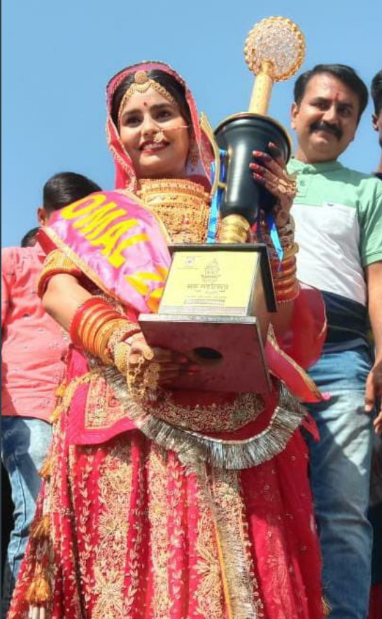 Miss Moomal 2021 Lakshita Soni