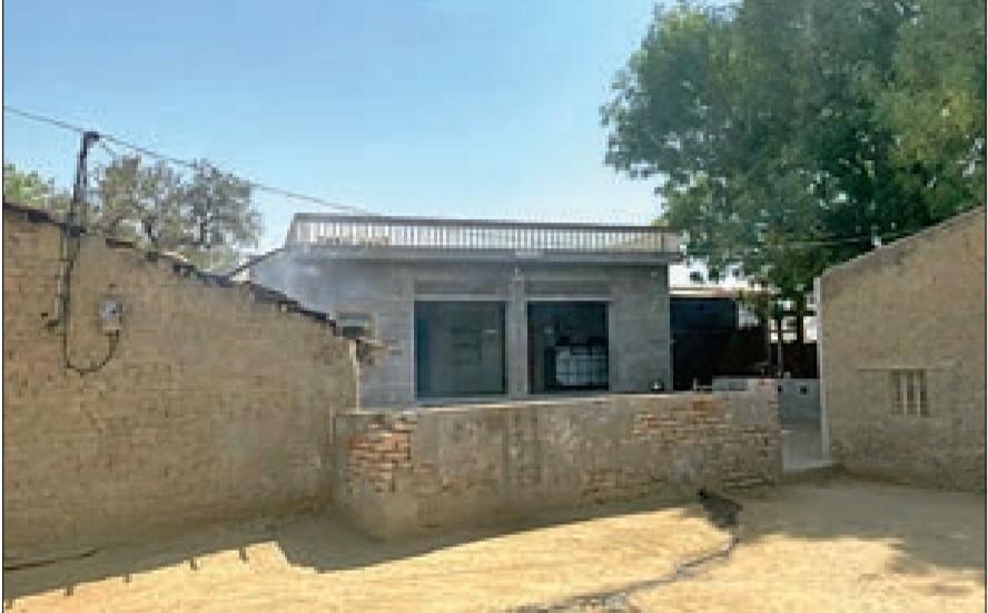SGST team Raid on bogus firm near Pakistan border in Barmer