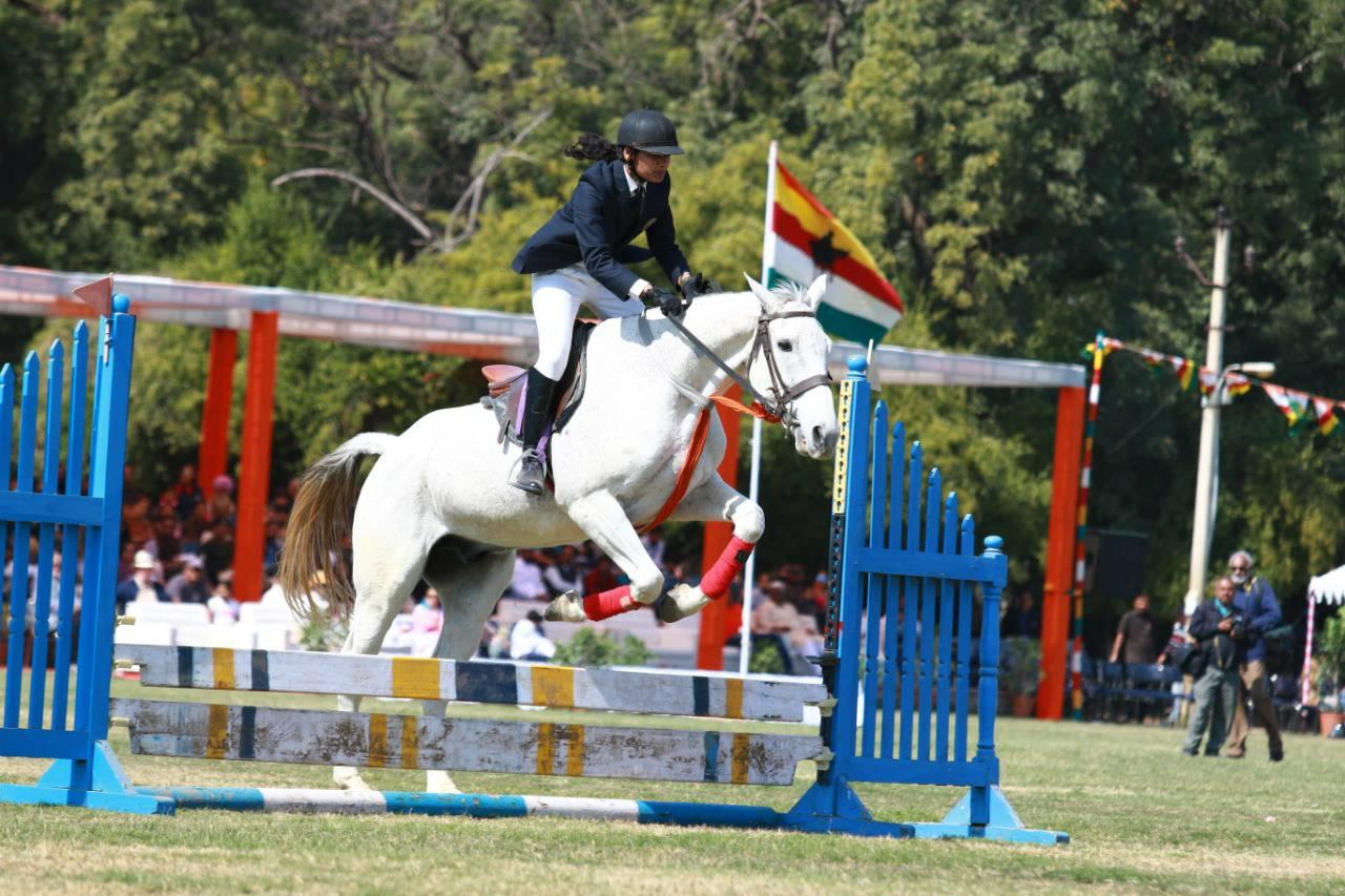 Saima Syed Horse Rider of Jodhpur
