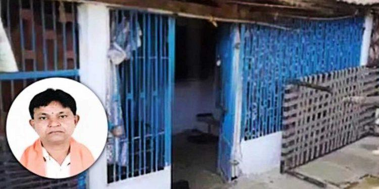 Ahmedabad city new mayor Kiritbhai Parmar lives in a small hut