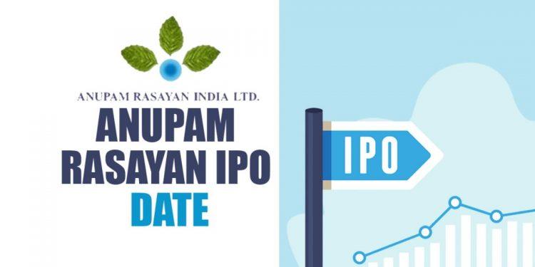 Anupam Rasayan IPO Date