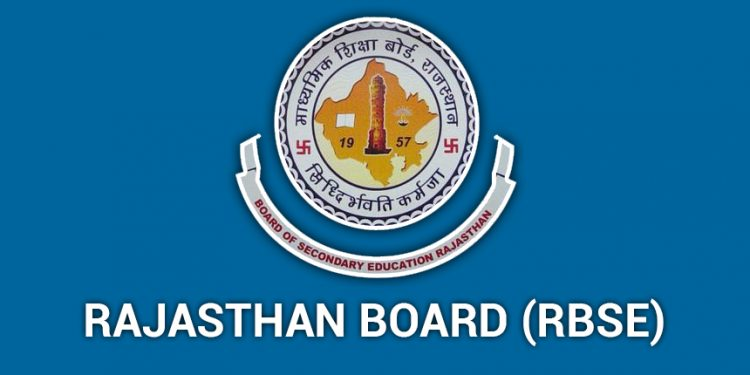 RBSE-Rajasthan Board of Secondary Education