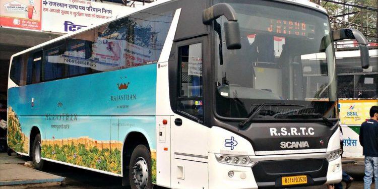 RSRTC Bus