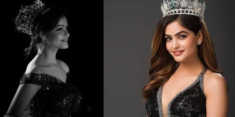 Simran Sharma Miss Rajasthan