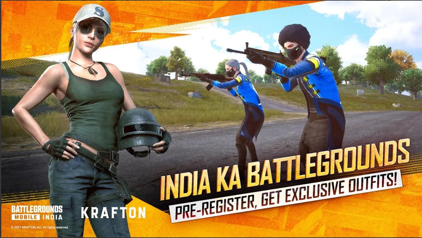 Battlegrounds Mobile India Ka Battlegrounds