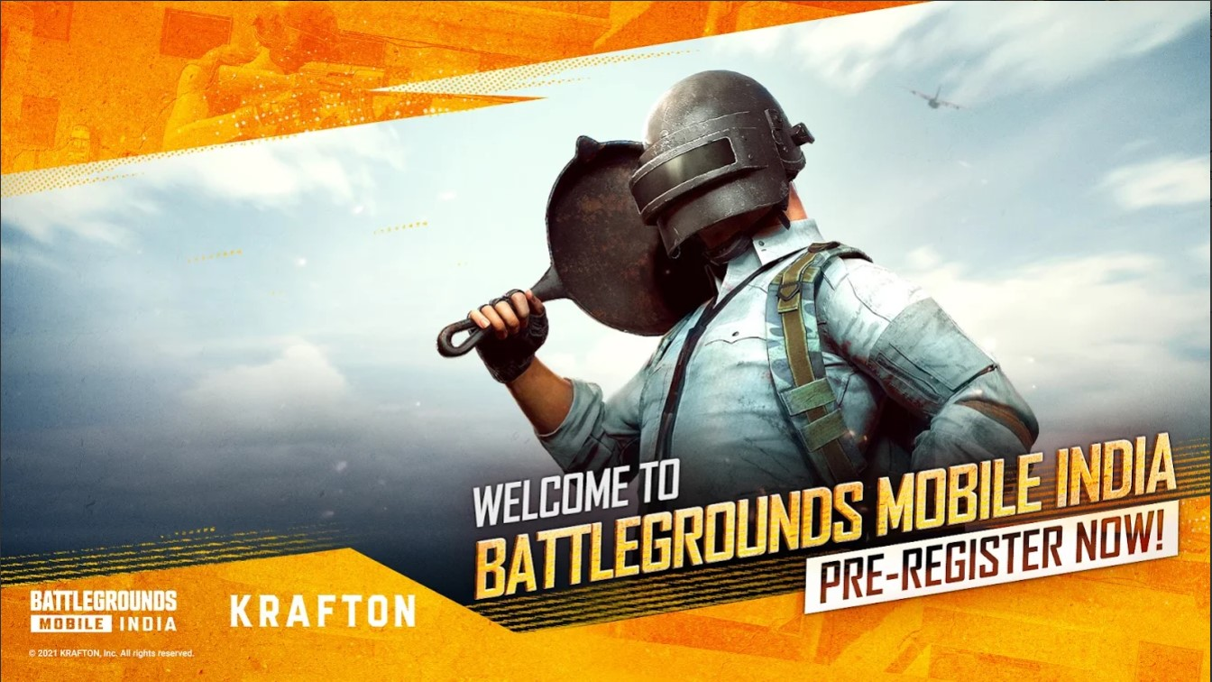 Battlegrounds Mobile India Pre register Link Is Here