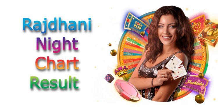 Rajdhani Night Chart Result